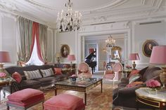 The 10 most expensive hotel suites in the world...