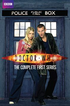 Buy Doctor Who: The Complete First Series. DVD - Doctor Who: The Complete First Series. Christopher Eccleston's Doctor is wise and funny, cheeky and brave. Doctor Who Gifts, New Doctor Who, Noel Clarke, Doctor On Call, Christopher Eccleston, Billie Piper, Dvd Blu Ray, David Tennant, Dr Who