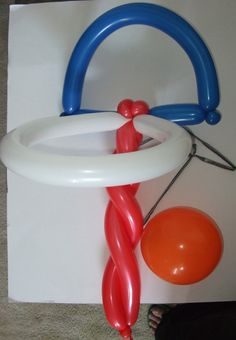 Gallery - Twisted Chicken Balloons