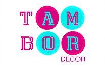 Empresa especializada em tambores decorativos e originalidade.