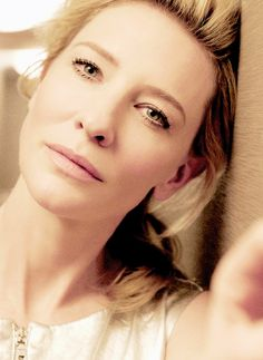 Cate Blanchett for Entertainment Weekly (2014)