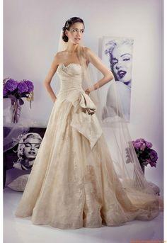 Meerjungfrau  Elegante Brautkleider