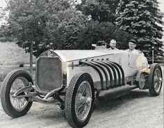 "Vanderbilt Cup Races - Blog - Mystery Foto #5 Solved: Peter Helck's 1921 Benz-Mercedes ""Rabbit-the-First"" Now Owned by Jay Leno"