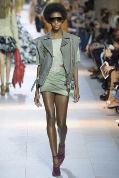 Roberto Cavalli Spring 2016 Ready-to-Wear Fashion Show - Karly Loyce