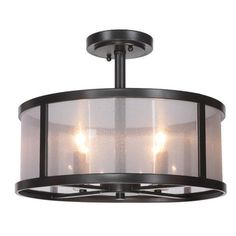 You'll love the Danbury 4 Light Semi Flush Mount at Wayfair - Great Deals on all products with Free Shipping on most stuff, even the big stuff.