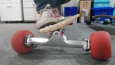The best sidewinder trucks Major Arc multi link longboard trucks Skateboard Trucks And Wheels, Longboard Trucks, Truck Design, Bike Design, Long Skate, E Mtb, Custom Skateboards, Electric Skateboard, Skateboard Design