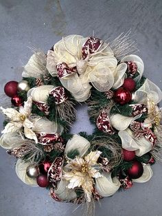 Christmas Wreaths (part 2)