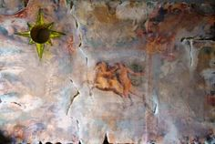 "Saatchi Art Artist Mateo Kos; New Media, """"Heavens"""" #art"