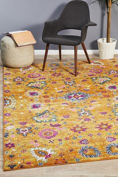 Babylon 210 Rust – Rugs a Million Machine Made Rugs, Eclectic, Eclectic Rugs, Transitional Rugs, Rugs, Modern Rectangle, Area Carpet, Statement Rug, Rugs Online