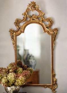 Ornate Mirrors   Mirrors - Decorative Mirrors and Carved Wood Italian Mirrors