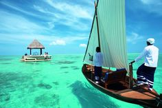 I have got to go here!!!! (Taj Exotica Resort & Spa Maldives)