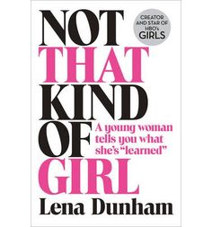 Lena Dunham, acclaimed writer-director-star of HBO and Sky Atlantic's 'Girls' and the award-winning movie 'Tiny Furniture', displays her unique powers of observation, wisdom and humour in this exceptional collection of essays.