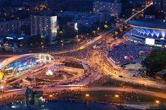 euro2012_spodek_katowice_wojteknowak /  my home town <3