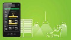 Schneider KNX Iphone Control