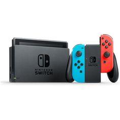 JB Hi-Fi   Nintendo Switch Console Neon