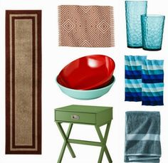 Random target home decor pieces that I just love