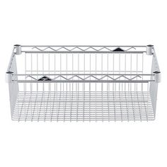 InterMetro Basket Shelves | The Container Store
