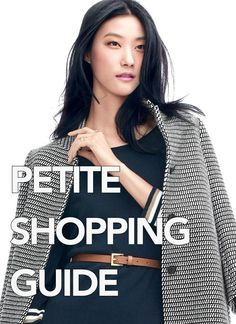 """The ultimate Petite Shopping Guide by BombPetite.com. All the best shopping destinations for women 5'4"""" and below. Part 4 - Ladies Fashion - is now live!"""