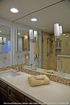 Demisting Bathroom Mirrors