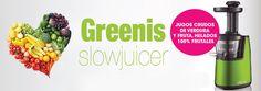 MioBio Chile - Extractor Greenis Slow Juicer