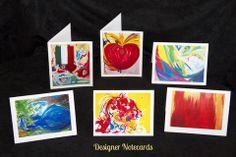 Designer Notecards AstrattaGallery.com