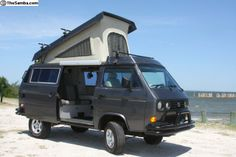 '87 Vanagon Syncro Camper_SVX conversion