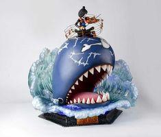 One Piece Figurine, One Piece Theme, Anime Figurines, Otaku Anime, Resin Art, Creative Inspiration, Sculpture Art, Action Figures, Pokemon