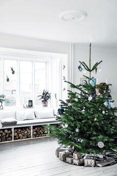 A dreamy Scandi Christmas home
