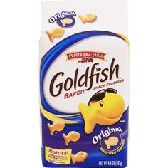 Groceries-Express.com Product Infomation for Pepperidge Farm Goldfish... ($3.25) ❤ liked on Polyvore featuring home, kitchen & dining, food, food and drink and filler