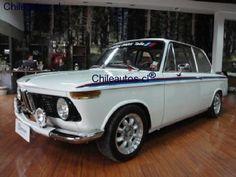 Chileautos: BMW 2002 ALPINA COLECCION UNICO CARB WEBER SUSP HELICOIDAL 1974 $ 28.980.000