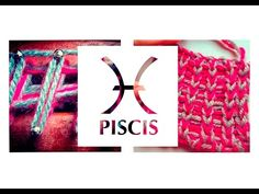 Punto Piscis en telar maya / Piscis Stitch on loom - YouTube