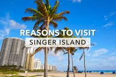 In this article you'll find eleven of the most intriguing, alluring, and vibrant reasons to move to, or just visit, Singer Island in Palm Beach. Riviera Beach Florida, Florida Vacation Spots, Palm Beach Florida, Delray Beach, West Palm Beach, Florida Travel, Travel Usa, Palm Beach Shores, Island Beach
