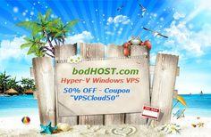 bodHOST Windows VPS Servers