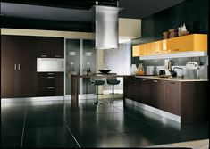 Browse 169 photographs of italian kitchen furnishings. Discover concepts and inspiration for italian kitchen furnishings so as to add to your personal dwelling. Kitchen Cabinets Repair, Kitchen Cabinets Showroom, Kitchen Cabinet Makers, Kitchen Cabinet Design, Modern Kitchen Furniture, Contemporary Kitchen Cabinets, Contemporary Kitchen Design, Corner Kitchen Tables, Elegant Kitchens