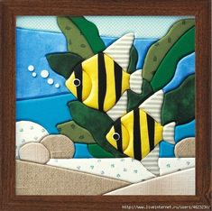 ru / Foto # 1 - Ideas y plantillas - Vladikana Mug Rug Patterns, Wool Applique Patterns, Applique Quilts, Applique Designs, Quilt Patterns, Fabric Painting, Fabric Art, Fabric Crafts, Cute Quilts