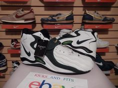 VTG OG 1997 Nike Air Zoom Jet D Brett Favre Model Sample Cleats PS PE size 15 us #Nike #AthleticSneakers