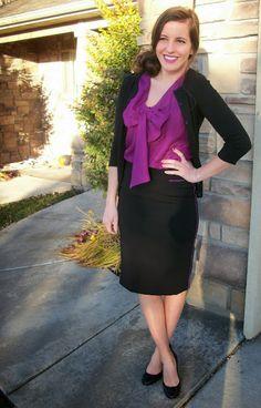 Pencil Skirt Black, Pencil Skirts, Purple Accents, Get Dressed, Gorgeous Women, Shop Now, Classy, Elegant, Sexy