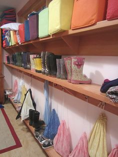Organization at Waldorf School by Pictures by Ann, via Flickr