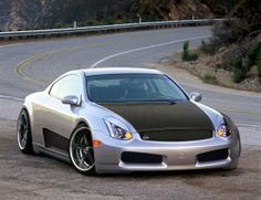 Infinity 2007 G35 customized | Infiniti G35 Concept Car Picture
