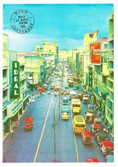 Rizal Avenue, Manila