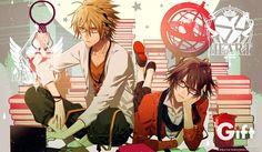 Tags: Anime, IDEA FACTORY, Official Art, AMNESIA, Shin (AMNESIA)