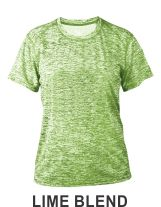 Buy the Blend Ladies Performance Tee by Badger Sport Deals! Badger sport shoulder for maximum movement. Softball Jerseys, Badger Sports, Lime, Tees, Lima, T Shirts, Tee Shirts, Limes, Tea