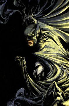 Batman by Philip Tan