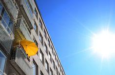 Hitze! Die besten Tipps für kühle Räume #News #Gesund_Leben