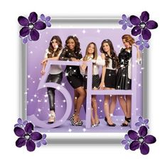 """""""Fifth Harmony icon"""" by rusher-11 ❤ liked on Polyvore"""