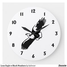 Lone Eagle w Black N