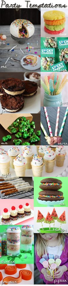 KidStyleFile Roundup: Top 15 Best Kids Party Food Ideas – Unique Treats For Your Party Table