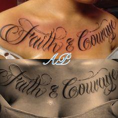Scrip tattoo