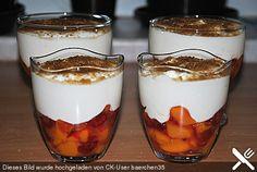 Joghurt - Frucht - Speise
