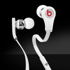 Monster Beats By Dr Dre Beats Tour In-Ear Headphones White